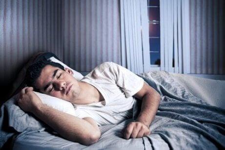 säätele melatoniinia, paranna unenlaatua