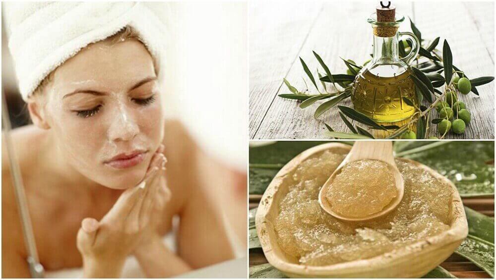 5 hoitoa iholle oliiviöljystä