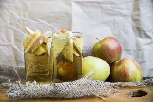 omenaviinietikka bursiitin hoidossa