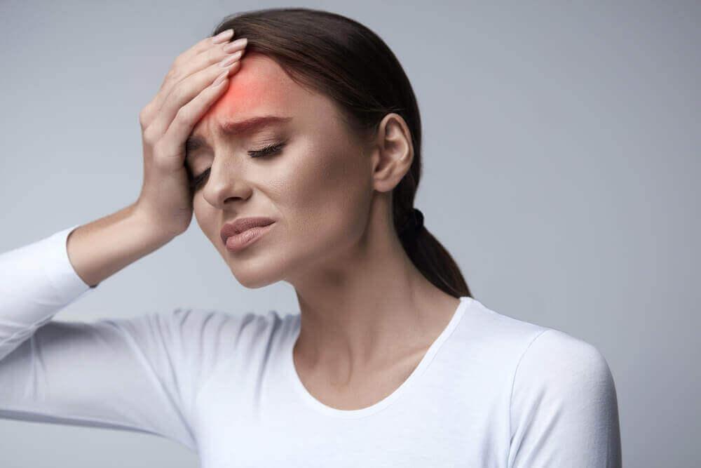 päänsärky ja verenpaine