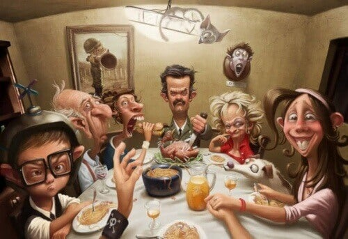 myrkylliset perheet