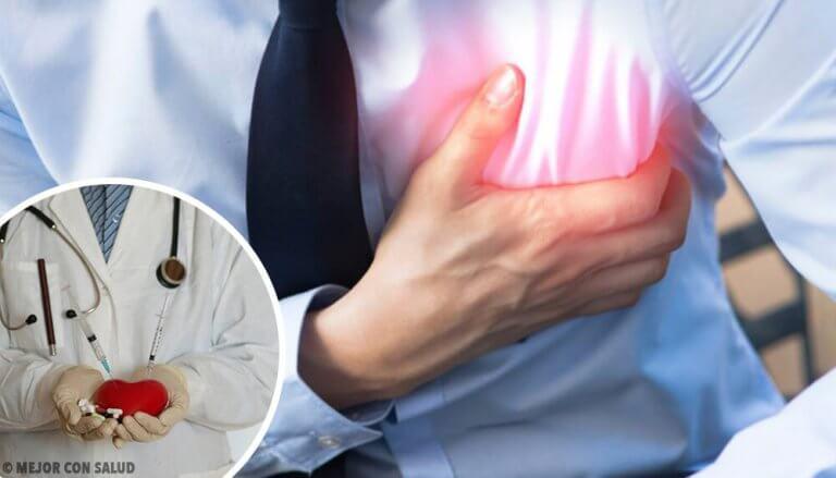 Mistä rintakipu johtuu?
