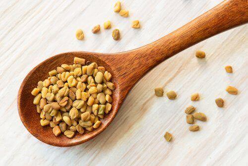 Sarviapilan siemenet auttavat stimuloimaan insuliinin tuotantoa.