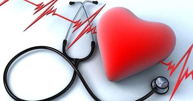 sydän ja stetoskooppi