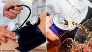 jotkut juomat kohottavat verenpainetta