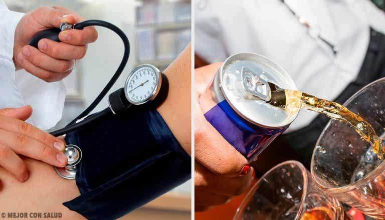 Tietyt juomat voi kohottaa verenpainetta