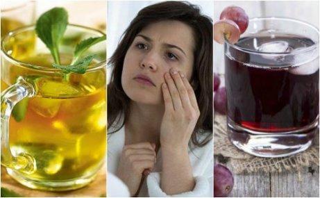 5 terveellistä juomaa anemian hoitoon