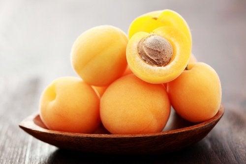 laihduttajan tulisi välttää aprikooseja