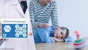 pojalla aspergerin oireyhtymä