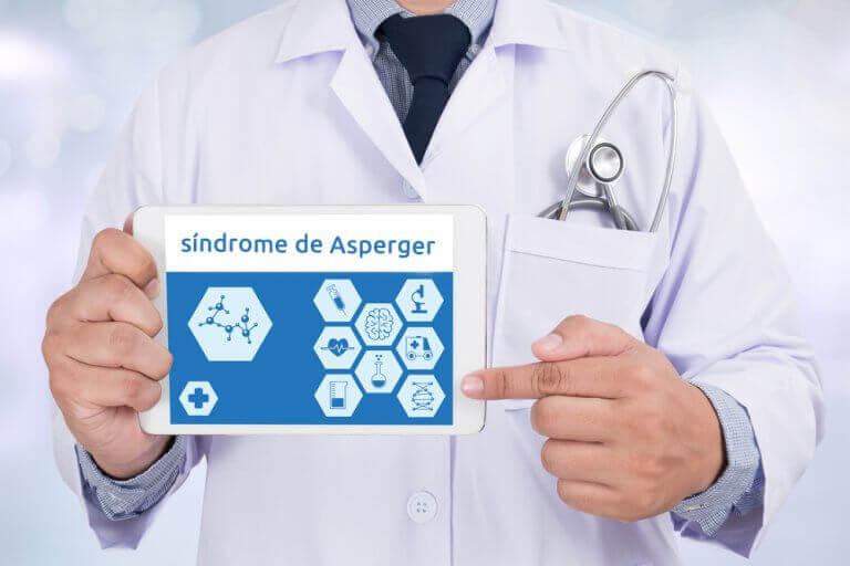 lääkäri ja aspergerin oireyhtymä