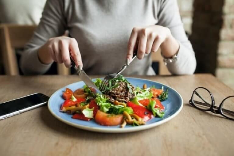 lisää lihasmassaa syömällä oikein
