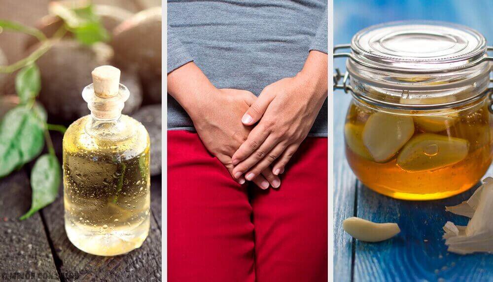 9 luontaishoitoa emättimen pahaan hajuun