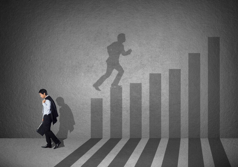psyykkinen vahvuus kasvaa epäonnistumisten myötä