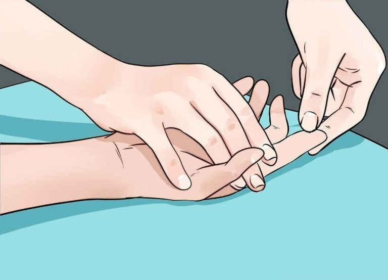 9 terveysongelmaa, joista kädet kertovat