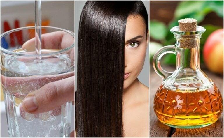 5 kotitekoista naamiota joilla saat silkinsileät, kiiltävät hiukset