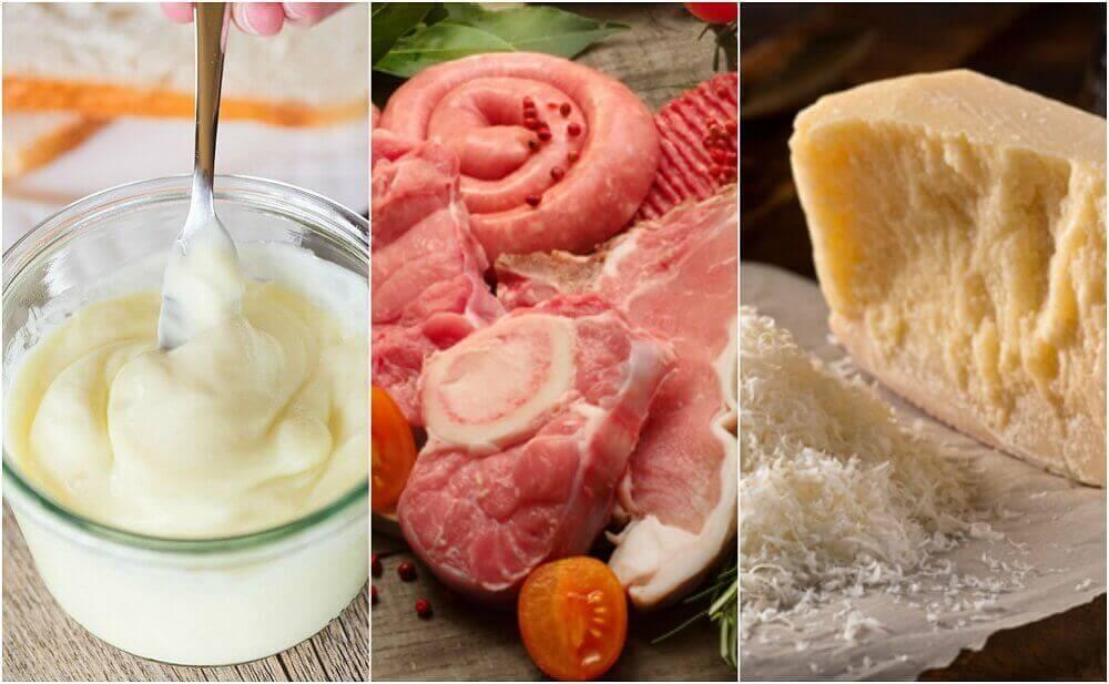 6 runsaasti huonoa kolesterolia sisältävää ruokaa