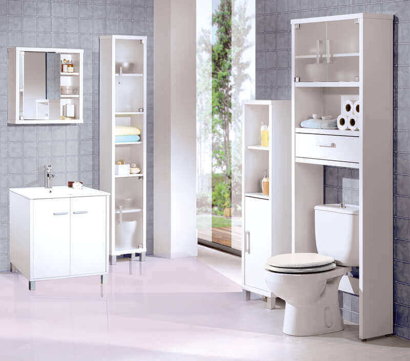 Vinkkejä kylpyhuoneen tehokkaaseen siivoamiseen