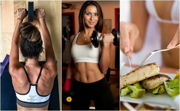 Lisää lihasmassaa ja polta rasvaa tehokkaammin