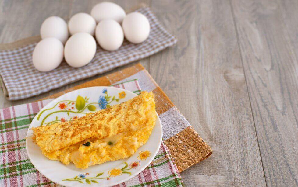 syömällä aamiaiseksi munakasta pääset kuntoon
