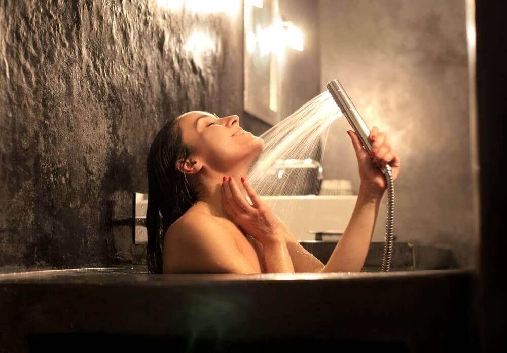 raudanpuuteanemia ja kuumat suihkut