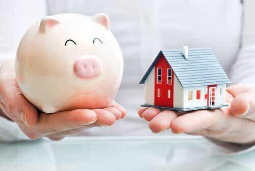 Itämainen filosofia rahan säästämiseksi kotona