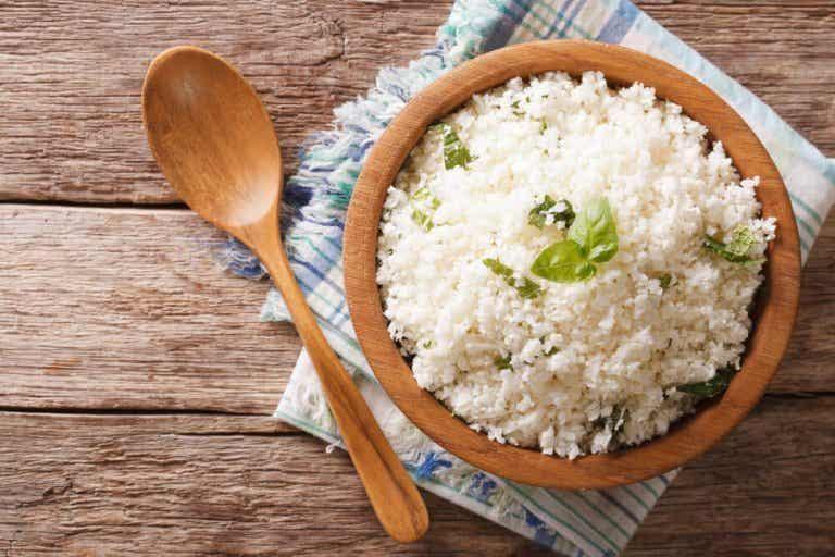 Mikä on paras tapa syödä riisiä?