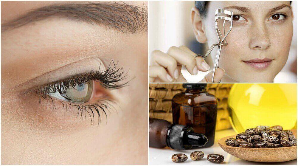 Lähtevätkö silmäripsesi? Syyt ja luonnolliset hoidot