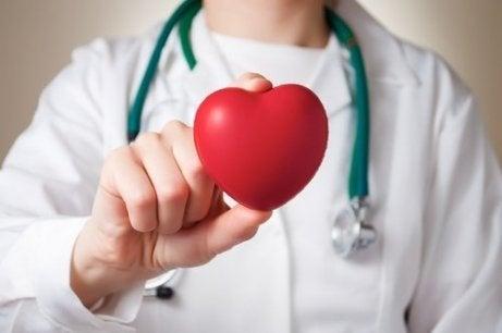 lääkäri ja sydän