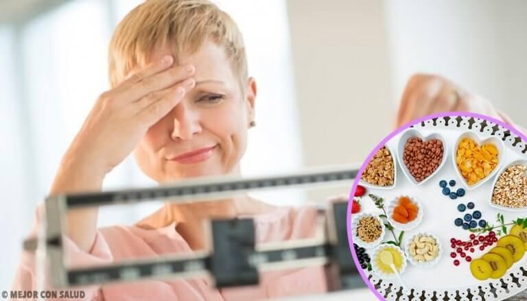Ihanteellinen ruokavalio vaihdevuosiin