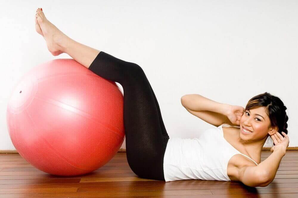 Liikunta auttaa parantamaan ruuansulatusjärjestelmän toimintaa.