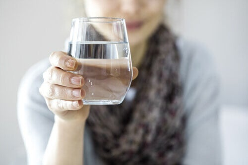 juo paljon vettä