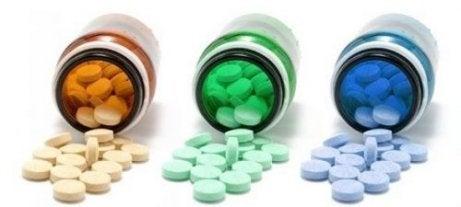 vitamiinipillerit