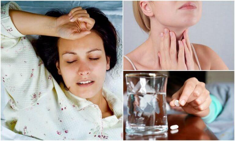 6 lääketieteellistä syytä yöhikoiluun