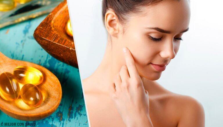 5 loistavaa tapaa käyttää E-vitamiinikapseleita iholla