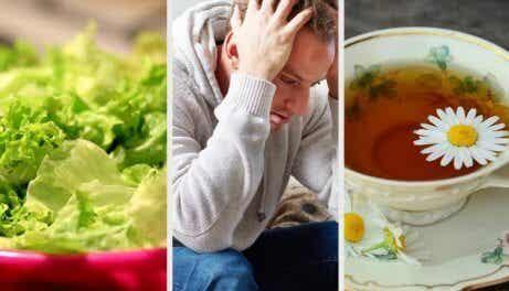8 luontaishoitoa hermostuneisuuteen ja ahdistukseen