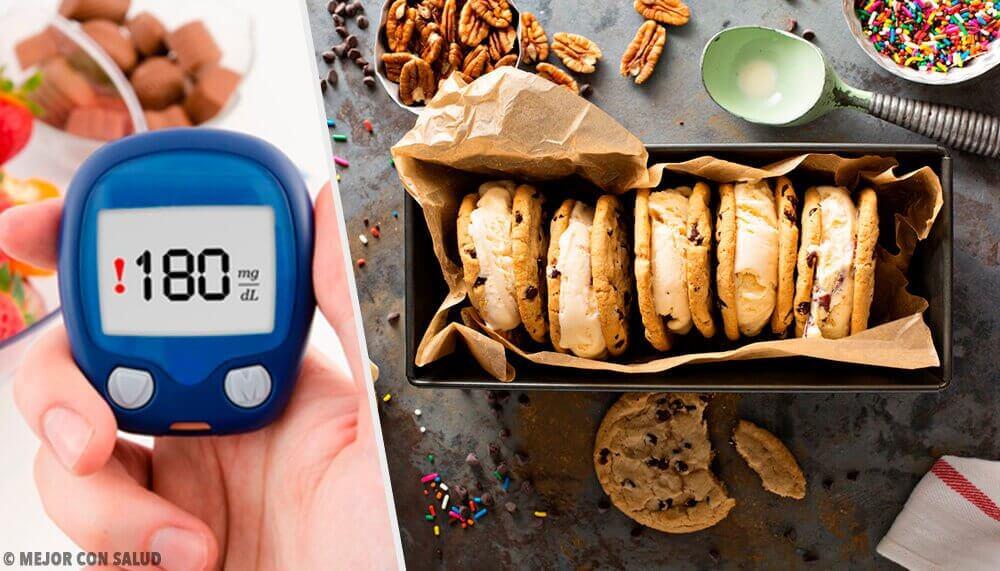 Neljä jälkiruokaa diabeetikoille