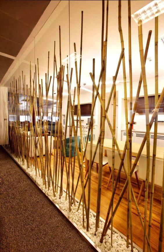 bambukepit tilanjakajana