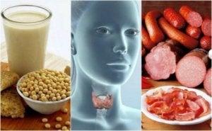 monta kilpirauhasen vajaatoimintaan sopimatonta ruokaa