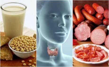 7 kilpirauhasen vajaatoimintaan sopimatonta ruokaa
