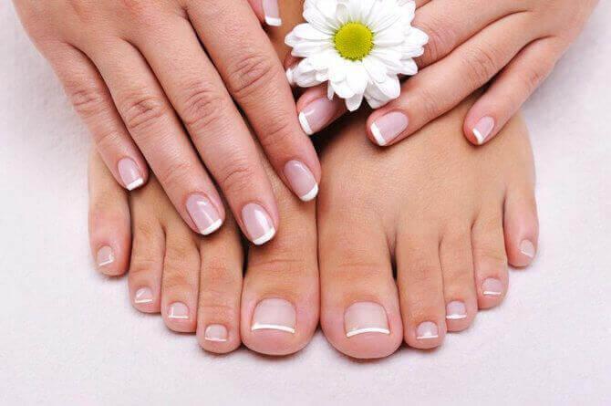 Luonnolliset hoitotoimenpiteet kynsiongelmiin