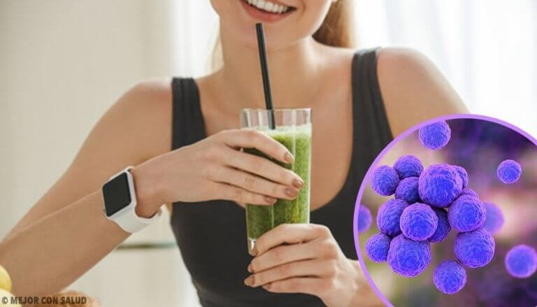 Myrkkyjen poistaminen smoothieilla