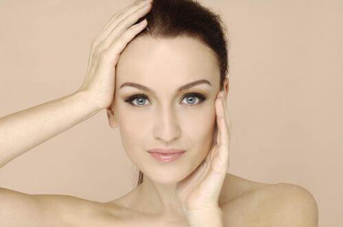 vitamiinipuutosten oiretta iholla
