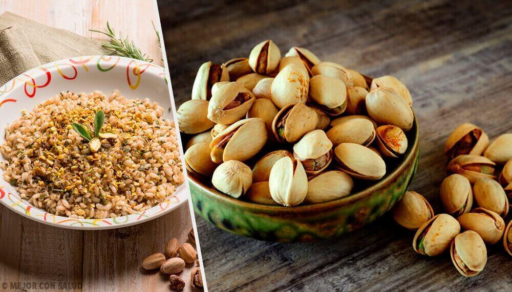Miksi pistaasipähkinöitä kannattaa syödä joka päivä?