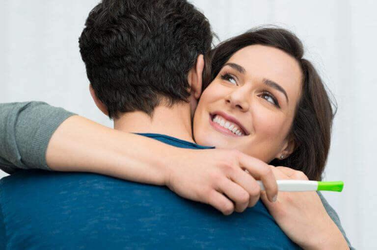 positiivinen raskaustesti