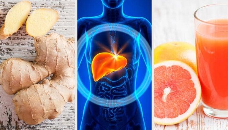 Mitä kannattaa syödä jos on rasvamaksa?