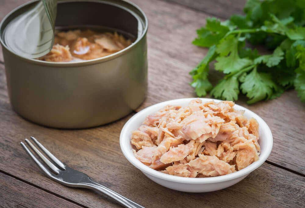 sydämelle haitalliset ruoat: tonnikala