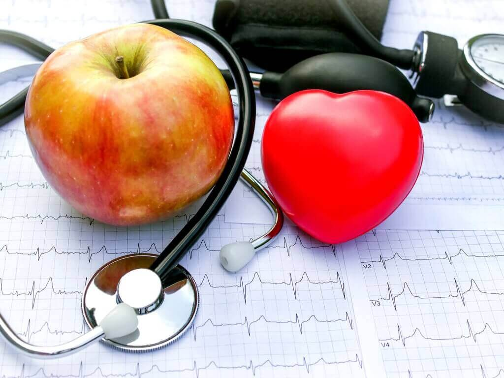 omena on hyvä sydämen terveydelle