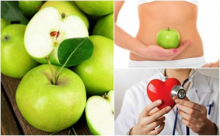 7 syytä syödä vihreä omena tyhjään vatsaan
