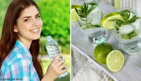 7 helppoa tapaa juoda vettä useammin