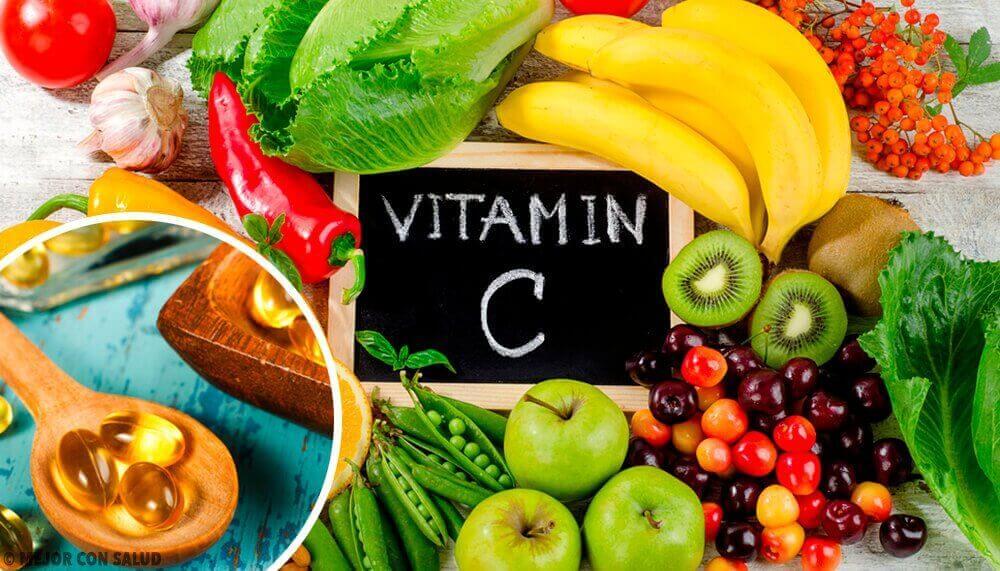 kotikonstit munuaiskiviin: c-vitamiini